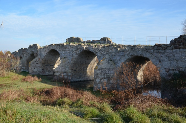 Roman bridge Ozieri, Sardinia Carole Raddato CC BY-SA