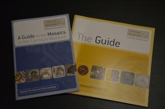 Corinium Museum guides