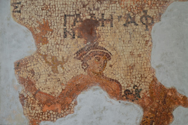 Mosaic depicting Aphrodite, from the east Bouleuterion, 2nd century AD, Aphrodisias Museum, Turkey Carole Raddato CC BY-SA