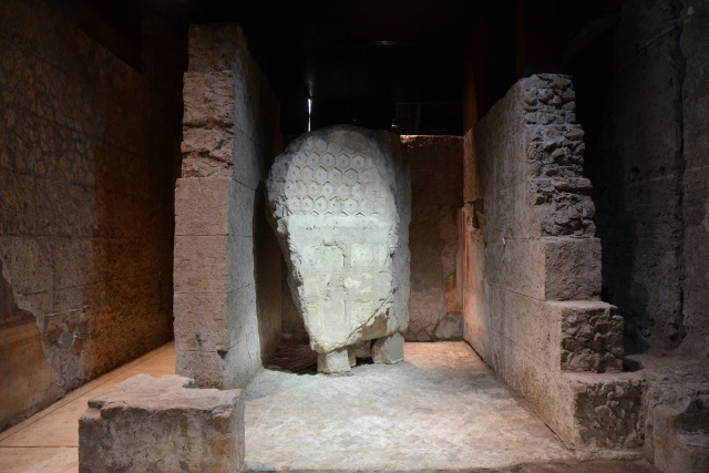 The tablinum of the House of Augustus of which only slight traces of decorations have survived Carole Raddato CC BY-SA