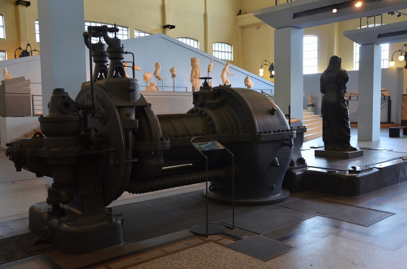 The Engine Room, Centrale Montemartini, Rome
