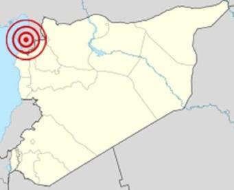 The 115 AD Antioch earthquake