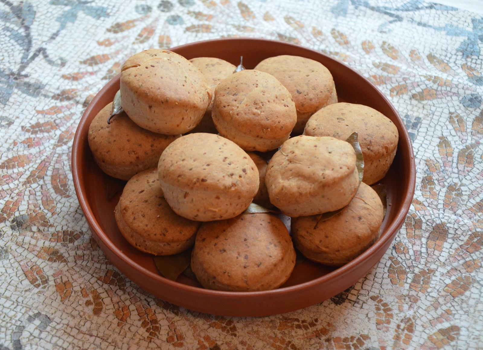 Ancient Rome Food Recipes Desserts