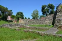 The Hadrianic amphitheatre of Ariminum, Rimini, Italy; Rubicon. Image © Carole Raddato.