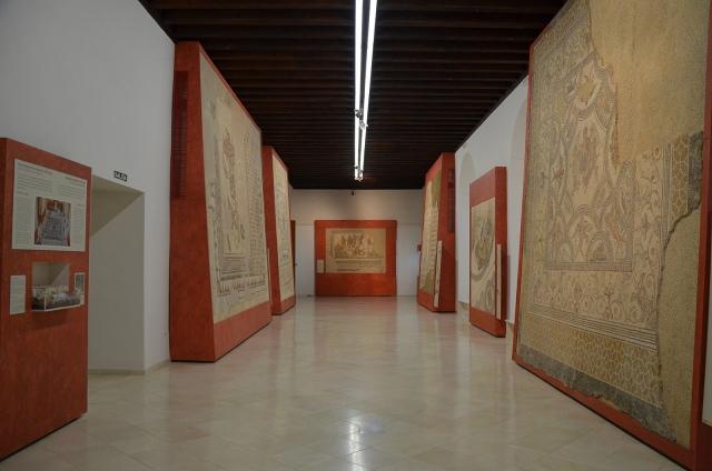 Museo Histórico Municipal de Écija. Image © Carole Raddato. Baetica mosaics.