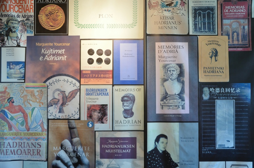 Memoirs of Hadrian has been translated into all the major wold languages.