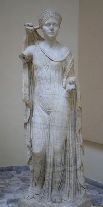 Sabina as Venus Genetrix, Ostia Antica, Italy