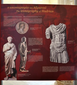 The Iconography of Hadrian.